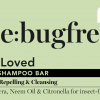 Be:BugFree – Insect Repellent Pet Shampoo Bar