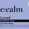 Be:Calm – Calm & Condition Goats Milk Pet Shampoo Bar