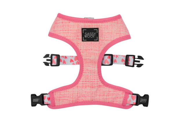 Reversible Harness Dolce Rose 2